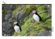 Atlantic Puffin, Fratercula Arctica Carry-all Pouch