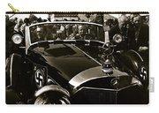 Auction Sale Last Ride Adolf Hitler's Model 770-k 1941 Mercedes-benz Touring Car Scottsdale Az 1973 Carry-all Pouch
