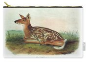Audubon Deer Carry-all Pouch