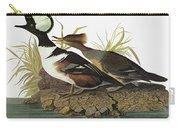 Audubon Merganser Carry-all Pouch