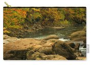 Autumn At Bulls Bridge Carry-all Pouch
