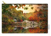 Autumn At Hernshead Carry-all Pouch
