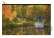 Autumn Gazebo Carry-all Pouch by Joann Vitali