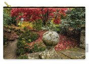 Autumn Path Carry-all Pouch by Adrian Evans