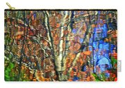 Autumnal Abstracious Carry-all Pouch