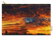 Awe Inspiring Sunset Carry-all Pouch