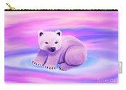 Baby Polar Bear  Carry-all Pouch