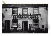 Bakewell  Pudding Factory In The Peak District - England Carry-all Pouch