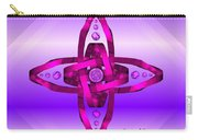 Balance And Harmony - Purple Carry-all Pouch