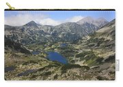 Banderishki Lakes Pirin National Park Bulgaria Carry-all Pouch