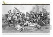 Battle Of Camden, 1780 Carry-all Pouch