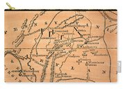 Battle Of Gettysburg, 1863 Carry-all Pouch