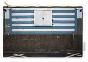 Beach Hut 41 Carry-all Pouch