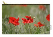 Beautiful Poppies 1 Carry-all Pouch