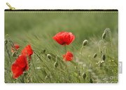 Beautiful Poppies 4 Carry-all Pouch