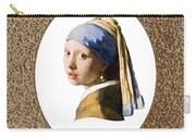 Beauty Adorned Carry-all Pouch