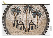 Bedouin Hut Carry-all Pouch