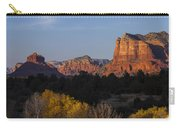Bell Rock And Courthouse Butte Carry-all Pouch