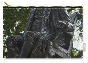 Benjamin Franklin Statue University Of Pennsylvania Carry-all Pouch