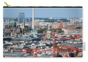 Berlin Cathedral And Tv Tower Carry-all Pouch