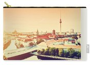 Berlin Germany View On Major Landmarks Carry-all Pouch
