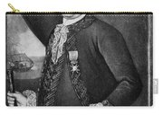 Bernardo De Galvez (1746-1786) Carry-all Pouch
