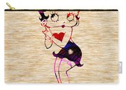 Betty Boop Carry-all Pouch