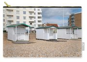 Bexhill Beach Huts Carry-all Pouch