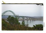 Big River Bridge Oregon Coast Carry-all Pouch