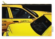 Big Yellow Taxis Carry-all Pouch