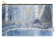 Birch Reflections Carry-all Pouch