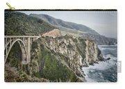 Bixby Bridge Vista Carry-all Pouch