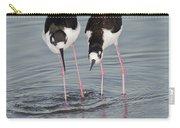 Black-necked Stilt Carry-all Pouch