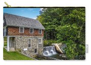 Blow Me Down Mill Cornish New Hampshire Carry-all Pouch