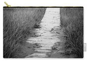 Boardwalk Through The Dunes Carry-all Pouch