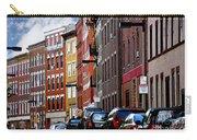 Boston Street Carry-all Pouch by Elena Elisseeva