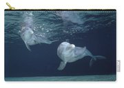 Bottlenose Dolphin  Pair Hawaii Carry-all Pouch