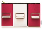Box Files Carry-all Pouch by Tom Gowanlock