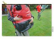 Boy Scouts Canoeing On The Bowron Lakes Carry-all Pouch