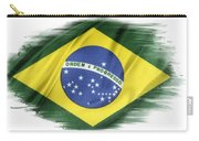 Brazilian Flag  Carry-all Pouch