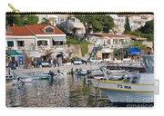Brela Harbour Croatia Carry-all Pouch
