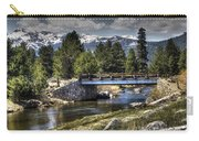 Bridge Over Hope Carry-all Pouch