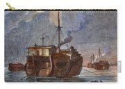 British Prison Ship Carry-all Pouch