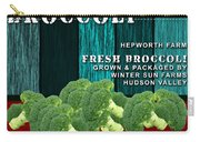 Broccoli Farm Carry-all Pouch