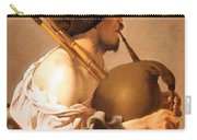 Brugghen's Bagpiper Player Carry-all Pouch