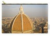 Brunelleschi's Dome At The Basilica Di Santa Maria Del Fiore Carry-all Pouch