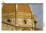 Brunelleschi's Dome At The Florence Cathedral  Carry-all Pouch