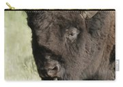 Buffalo Painterly Carry-all Pouch