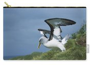 Bullers Albatross With Colorful Bill Carry-all Pouch