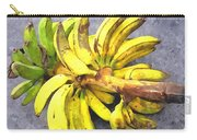 Bunch Of Banana Carry-all Pouch